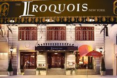 The Iroquois New York Hotel in New York, NY