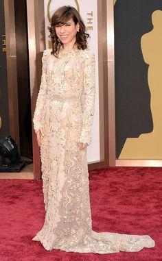 Sally Hawkes - Oscar 2014
