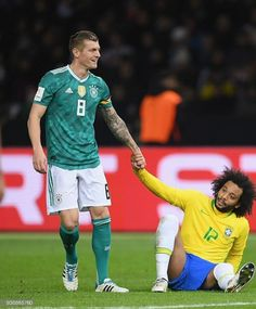 """""""Toni Kroos got the the captain band yesterday after the likes of Özil, Thomas Muller, Khedira, Neuer didn't feature and Jerome Boateng and Mario Gomez were Subbed off Leader of men. Football 2013, Football Love, Football Jerseys, Football Players, Mc 12, Germany Team, Dfb Team, Milan, Messi And Ronaldo"""