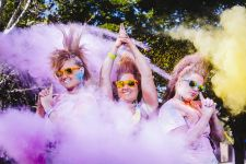 Get your team together and let loose in 2014. Find your city www.colormerad.com