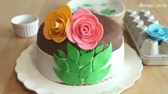 Cómo hacer fondant para pastel