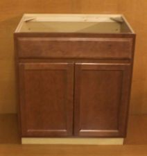 Interior Kraftmaid Base Cabinets kraftmaid chestnut maple cabinets kitchen base cabinet 18 with side panel diy projects to try pint