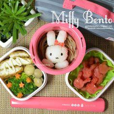 Karenwee's Bento Diary: Bento2014#Nov03~Miffy Bento