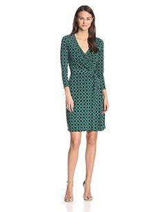 Anne Klein Women's Faux Wrap Dress, Midnight Multi, Small Anne Klein http://smile.amazon.com/dp/B00R36UTKU/ref=cm_sw_r_pi_dp_wrrVub0VBP52F