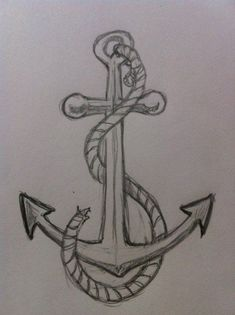 If you want to learn to draw a simple and easy anchor then you need to take a look at this drawing tutorial. It teaches you a step-by-step process to draw a simple anchor quickly. Find out more... #3ddrawingeasy