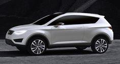Platz für Arona Crossover kommt im nächsten Jahr auf den Nissan Juke New Cars Paris Auto Show Reports SEAT Seat Arona