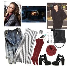 """""""She's got lions in her heart A fire in her soul."""" by barbarabeatriz on Polyvore"""