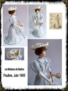 Hey, I found this really awesome Etsy listing at https://www.etsy.com/listing/196201039/pauline-porcelain-dollhouse-doll-12th. $271