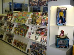 Comic Book Shoppe – Heroes & Dragons in Columbia, SC