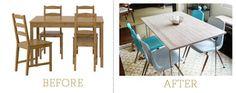DIY Furniture : DIY Dining Room Table