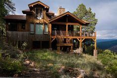 Chalet vacation rental in Ridgway from VRBO.com! #vacation #rental #travel #vrbo