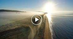 """Drone Capta Momento Maravilhoso Em Que Neblina Se """"Transforma"""" Em Cascata http://www.funco.biz/drone-capta-momento-maravilhoso-neblina-transforma-cascata/"""