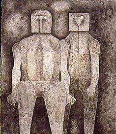 Dos Hermanos, 1987 - Rufino Tamayo