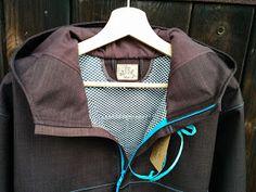 Tafana: Pánská softshellová bunda s kapkou elegance