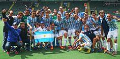 MEDALLA DE BRONCE, CORAZÓN DE ORO   Novedades   Confederación Argentina de Hockey