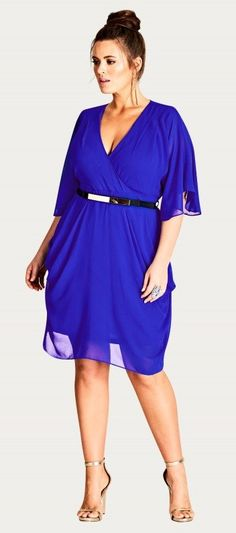 656b5126eed 30 Plus Size Summer Wedding Guest Dresses  with Sleeves
