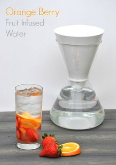 Make Life Lovely: Fruit-Infused Water Recipes with Soma