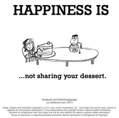 Happiness : A collection of funny but true cartoon sketches about what happiness is. Make Me Happy, Are You Happy, Live Happy, Last Lemon, Happy Quotes Inspirational, Reasons To Be Happy, Cartoon Sketches, Love My Kids, Lol So True
