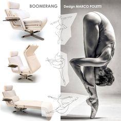 Boomerang, dove i movimenti diventano danza. (forme artistiche) Boomerang, where moves turn into dance. (artistic forms) #formeartistiche #design #dance #art #formofart