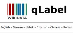 언어 번역 qLabel 사용 방법(Google qLabel)