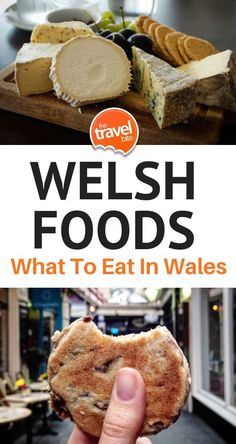 What To Eat In Wales From sweet Welsh Cakes, to cheesy Welsh Rarebit, and some of the best cheeses y Kate Humble, Welsh Recipes, Pembrokeshire Coast, Visit Wales, Best Cheese, Snowdonia, Places To Eat, Cornwall, Traveling By Yourself