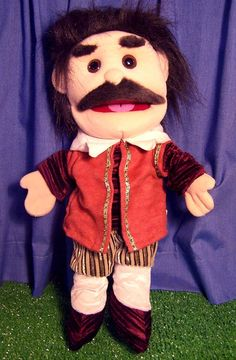 Shakespeare is great for kids of all ages that are wanting to use their imagination. and This fun travel companion travels well as long as you keep toys fed or This toy is ideal for ages Toys Shakespeare Glove Puppetlt/ligtltligtplusItemGL