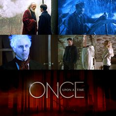 Once Upon A Time 5.15 'The Brothers Jones'