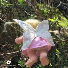 Pflanzenfaerberin*Isle of Fae Dolls - Bye bye Mini Fae Doll Tula!