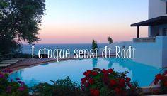I cinque sensi di Rodi | La guida di un posto che mi ha rapito il cuore. http://www.indacoecannella.it/?p=282