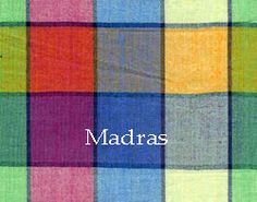 madras fabric: great website for fabric descriptions Fabric Websites, Sewing Crafts, Sewing Projects, Modern Fabric, Material Girls, Fashion Details, Swatch, Menswear, Textiles