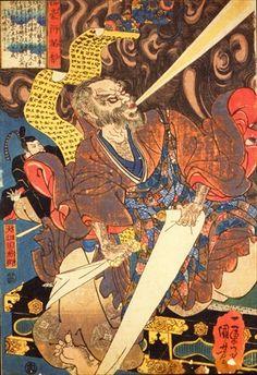ukiyoe hirosige hokusai utamaro Japanese Painting, Japanese Art, Great Wave Off Kanagawa, Kuniyoshi, Irezumi, Woodblock Print, Artist Painting, Erotic Art, Flower Art