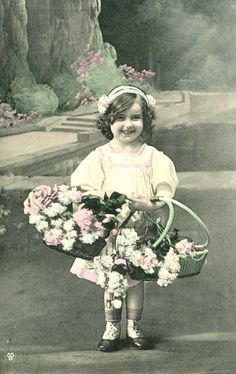 http://www.ebay.com/itm/POSTCARD-VINTAGE-Real-photo-A-GIRL-IN-A-WHITE-DRESS-WITH-FLOWERS-/282012871814