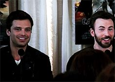 Not that Tumblr needed another SebStan blog...