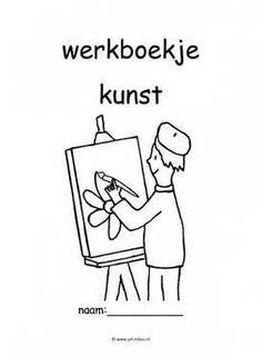 Dit werkboekje in verschillende thema's kun je downloaden op de website van Juf Milou. Rembrandt, Realistic Pencil Drawings, Kids Inspire, Fantasy Kunst, Kandinsky, Craft Activities For Kids, Art Classroom, Vincent Van Gogh, Art Education
