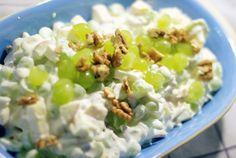 Lullaby & La La: Waldorfsalat German Salads, Macaroni And Cheese, Mad, Dinner Recipes, Vegetables, Ethnic Recipes, Eating Clean, Mac And Cheese, Vegetable Recipes