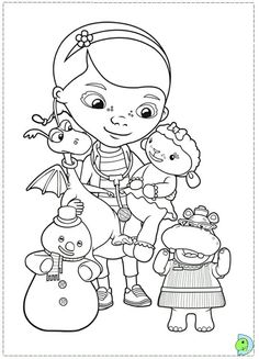 Handy image with regard to free doc mcstuffins printable