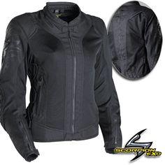Scorpio ExoWear Women's Motorcycle Jacket