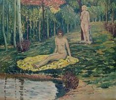 Koupani (bathers) circa 1900 Jan Preisler was a Czech painter and art professor. He was a pioneer in modern Bohemian art, and his work developed from pure Art Nouveau and Symbolism towards Expressionism, in three phases. Art Nouveau, Bohemian Art, Modern Bohemian, Best Online Casino, Paul Gauguin, Rest Of The World, Western Art, New Artists, The Life