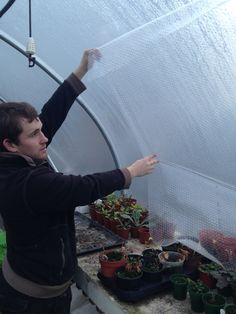 Winter Tips for your Polytunnel