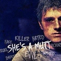 pictures of mockingjay peeta hyjacked in the movie | Hijacked Peeta will be the death of me!!! #katnisseverdeen # ...