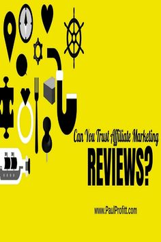Are Affiliate Marketing Reviews Fake? Personally speaking. I think that most of them are mainly because of one particular marketing tactic that some people are currently using that really gets under my skin.Check out my blog post to find out what this tactic is and Like Share Or Comment If you agree with me