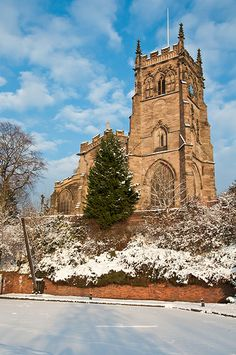 Kidderminster Snow, Dec 2010 by Frosted Peppercorn, via Flickr