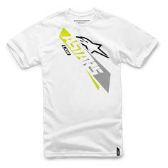 T-Shirt Alpinestars Precise White