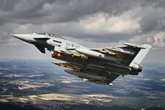 Eurofighter Typhoon Enhancement Program delivers robust simultaneous multi-/swing-role capability