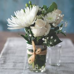 PERFECT FLOWER ARRANGEMENT <3 #mywedding