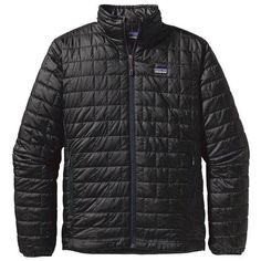 Patagonia Men's Nano Puff Jacket ($199) ❤ liked on Polyvore featuring men's fashion, men's clothing, men's outerwear, men's jackets, mens puffy jacket, patagonia mens jacket, mens puffer jacket and mens jackets