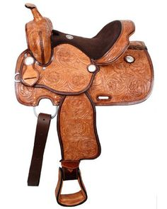 Double T Youth Saddle - #32513
