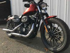 Used 2013 Harley-Davidson XL883N - Sportster Iron 883 Motorcycles For Sale in California,CA. 2013 Harley-Davidson XL883N - Sportster Iron 883, SUPER SWEET RIDE! BRING IT HOME FOR THE HOLIDAYS!!! CALL ERIKA FOR DETAILS AND TEST RIDE INFORMATION. 2013 Harley-Davidson® Sportster® Iron 883 The 2013 Harley-Davidson® Sportster® Iron 833 model XL883N is an amazing way to get started with a custom motorbike. From the authentic Harley® 883 cc engine to the chopped fenders to the peanut fuel…