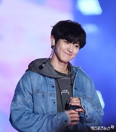 181020 EXO Chanyeol at Busan One Asia Festival Opening Concert Baekhyun Chanyeol, Kai, K Pop, Knock Knock, Rapper, Luhan And Kris, Exo 12, Xiuchen, Kim Min Seok