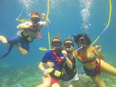 Tips for Scuba Diving with Kids